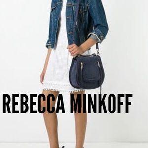 Rebecca Minkoff Vanity Crossbody Bag Black